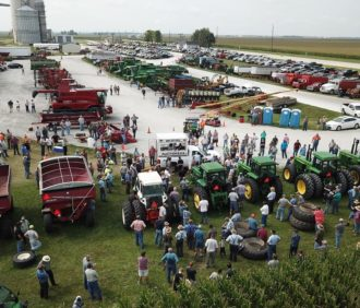 Farm Machinery Auction