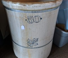 Heart Of Stoneware Auction