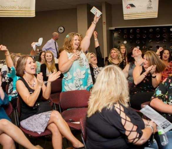 10th Annual Power Of The Purse Auction