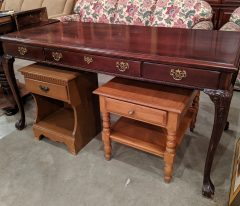 Huge Black Friday Auction Day TWO. Antiques, Woodworking Tools, Automobiles, Equipment, Furniture & Much More.