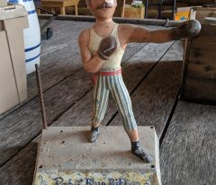 Huge Black Friday Auction Day ONE Signs, Stoneware, Primitives, Furniture, Much More
