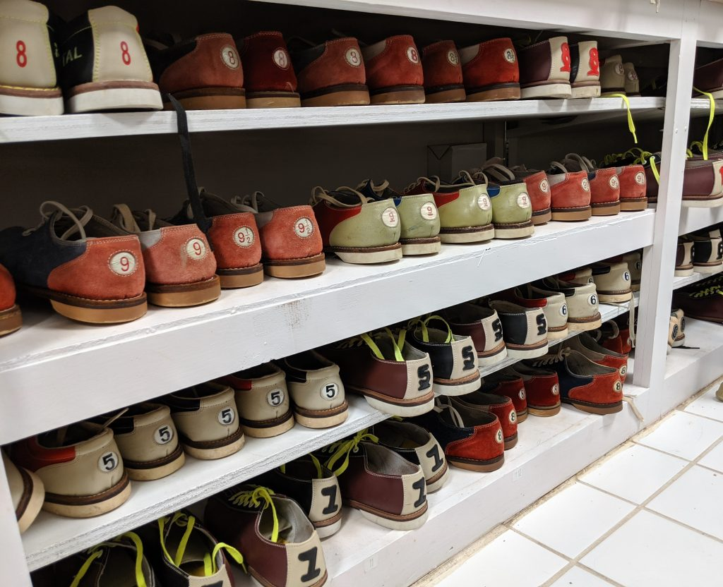 Bowling Alley Liquidation Auction. Real Estate & Personal Property