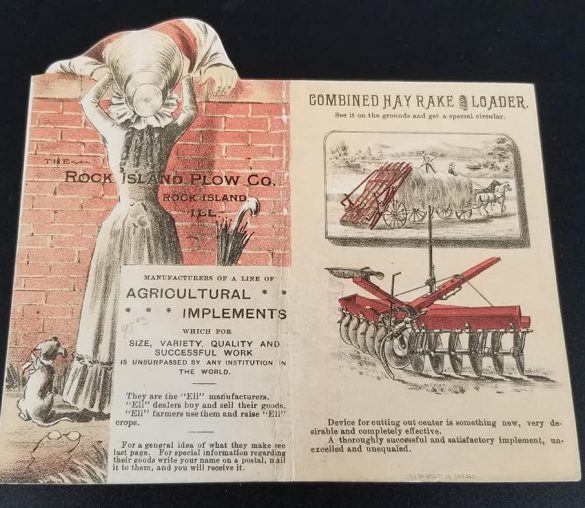 Farm Agricultural Paper Advertising Antique Auction Online Only Kyle Kelso Auctions