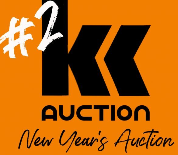 New Year's Online Auction #2