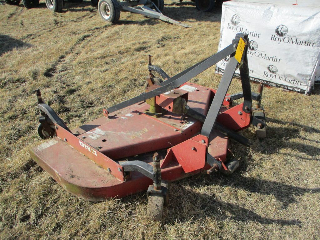 Spring Machinery Consignment Auction RESULTS