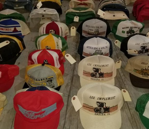 ONLINE ONLY Vintage Hat Auction