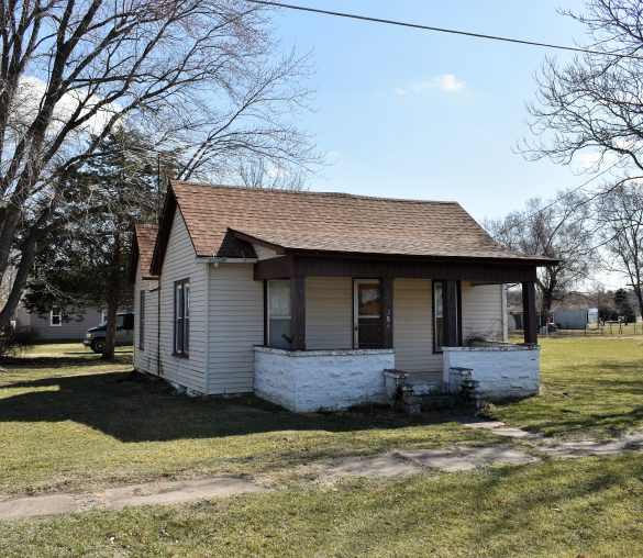 REAL ESTATE AUCTION – HENDERSON COUNTY, IL