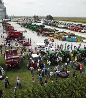 Annual Farm Equipment Consignment Live Auction