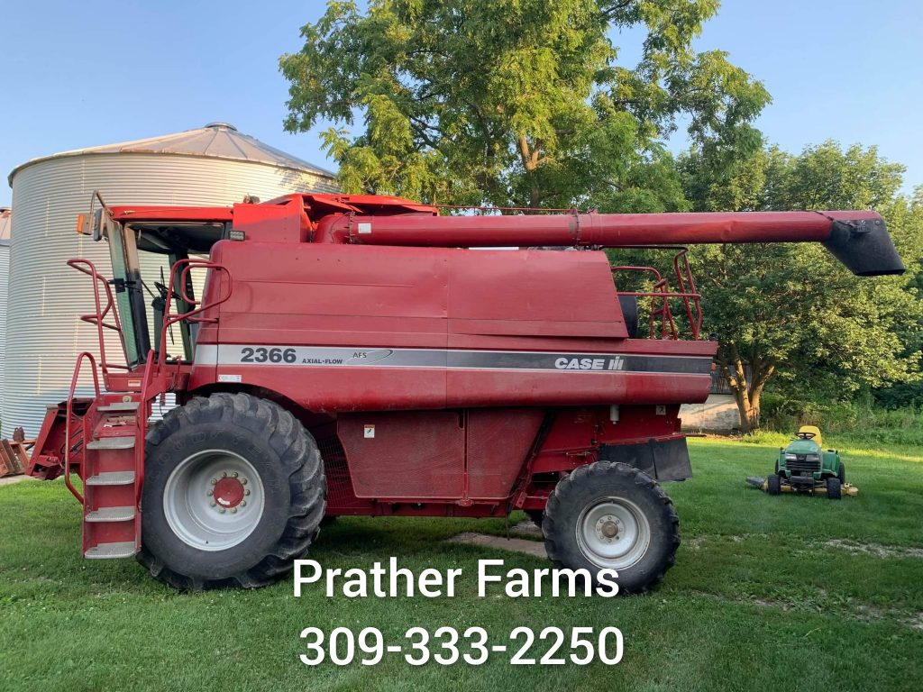 Fall Machinery Consignment Auction