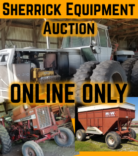 Dennis Sherrick & The Late Harold Sherrick – Bowen, IL