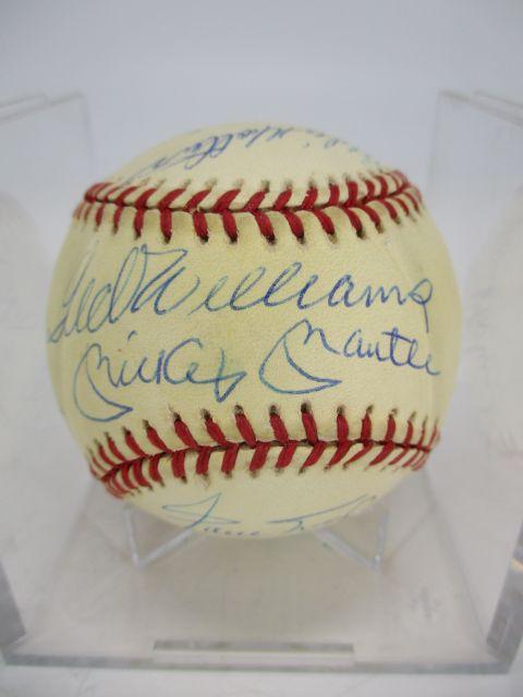 Online Only Sports Memorabilia Auction