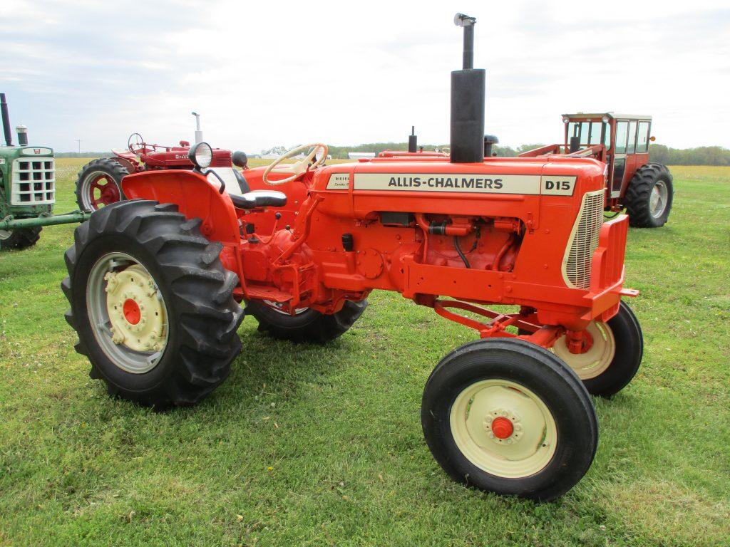 Chats Classic Tractor Retirement Liquidation