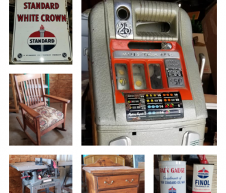ONLINE ONLY Multi – Estate Auction